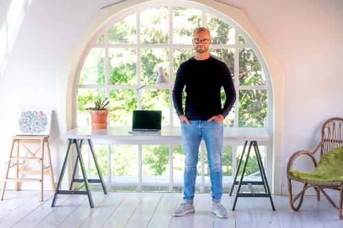 Gabor Hendriks Tekstschrijver en Copywriter uit Leiden